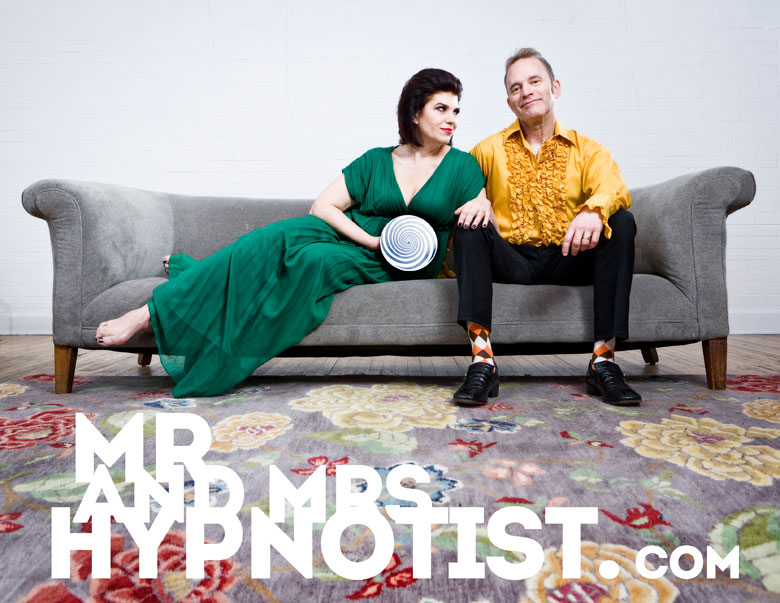 Mr. & Mrs. Hypnotist -About Us