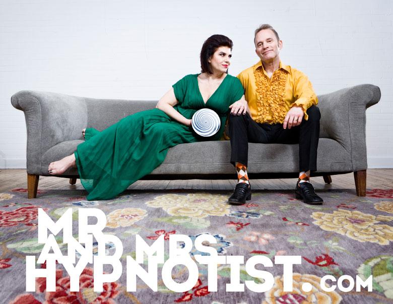 Mr. & Mrs. Hypnotist -About Us